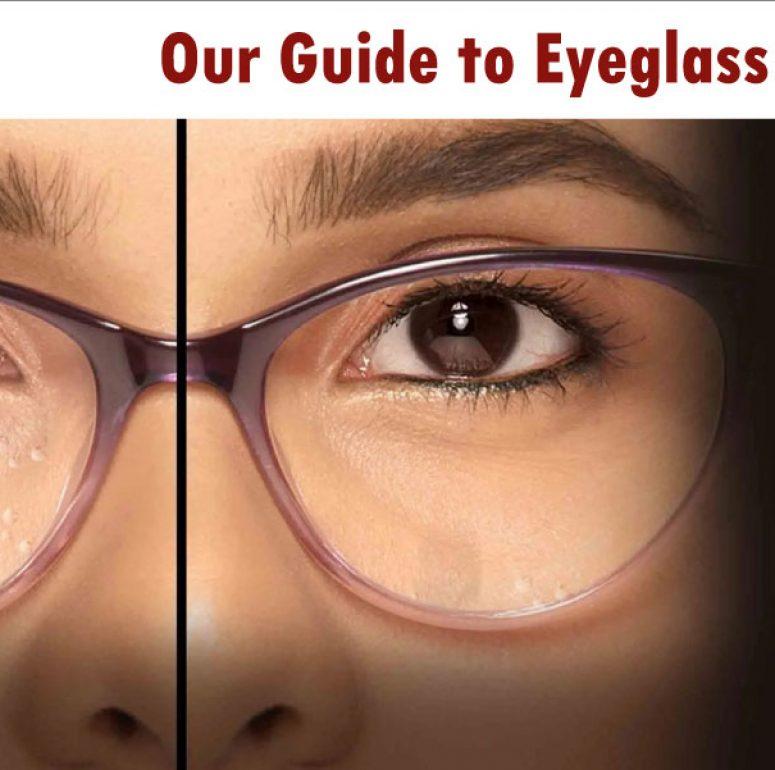 Guide to Eyeglass Lens Coatings – Lathitha